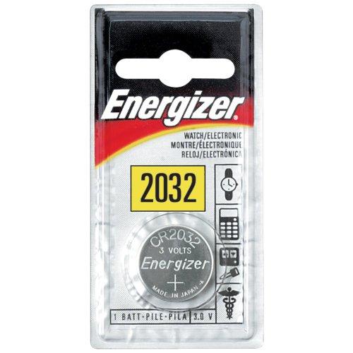 (ENERGIZER ECR2032BP WATCH & CALCULATOR BATTERIES (3V))