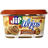 Jif Whips Whipped Peanut Butter & Pumpkin Pie Spice :: Limited Edition 15 oz