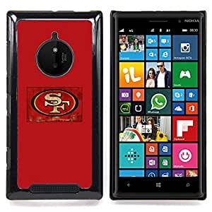 SKCASE Center / Funda Carcasa protectora - SF;;;;;;;; - Nokia Lumia 830