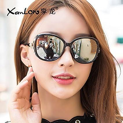 Komny Mujer Gafas de Sol polarizadas Gafas de Sol Mujer ...
