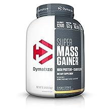 Dymatize Nutrition - Super Mass Gainer Sugar Cookie - 6 lbs.