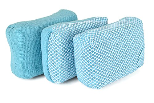 DII Microfiber Polish Cleaning Sponges