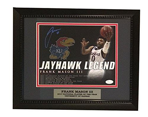 Mason Autographed Basketball - 2