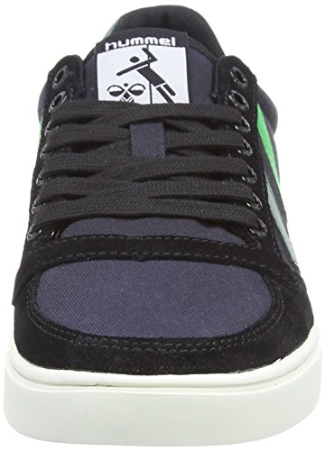 Slimmer Mixte Hummel Canvas Adulte Schwarz Baskets Duo black Stadil Low BZwwxdH6q