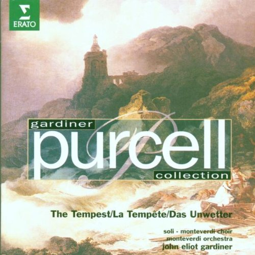Gardiner Purcell Collection - The Tempest / Monteverdi Choir & Orchestra