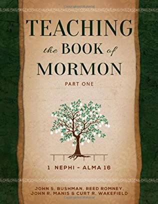 book cover of Teaching the Book of Mormon, Part 1 (1 Nephi - Alma 16)