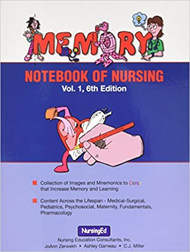 Memory Notebook Of Nursing, Vol 1 Download Pdf