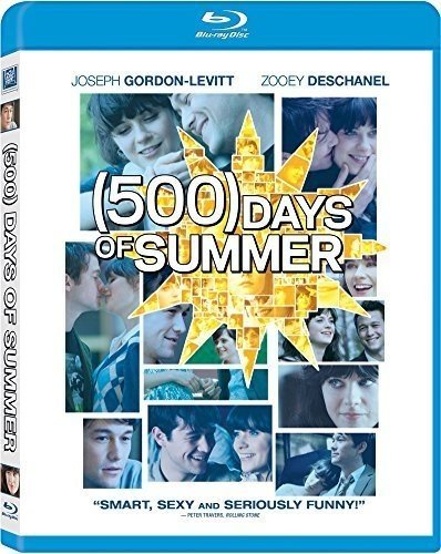Blu-ray : (500) Days of Summer (Pan & Scan)
