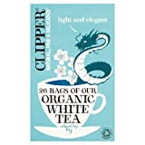 Clipper Teas - Organic White Tea Light & Elegant - 26 Bags