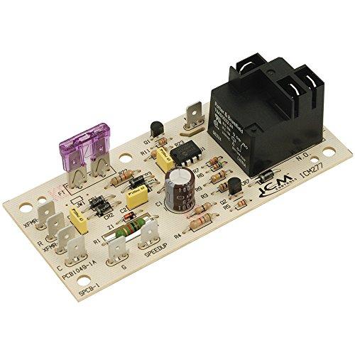 ICM Controls ICM277 Fan Blower Control Replacement for Goodman B1370735S, PCBFM131S Control (Fan Control Board)