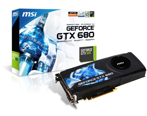 Photo - N680GTX-PM2D2GD5 - VGA - PCI-E x16