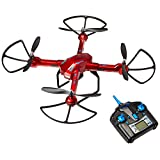 LIDIRC L5W 6-Axis Gyro Wifi Real-time Transmission Drone with HD Camera 3D Flips High Hold Mode Headless Mode One Key Return RC Quadcopter