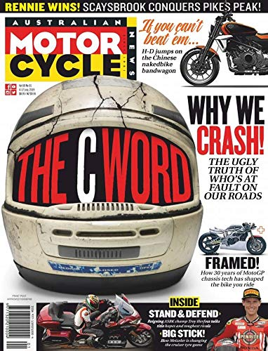 (Australian Motorcycle News )