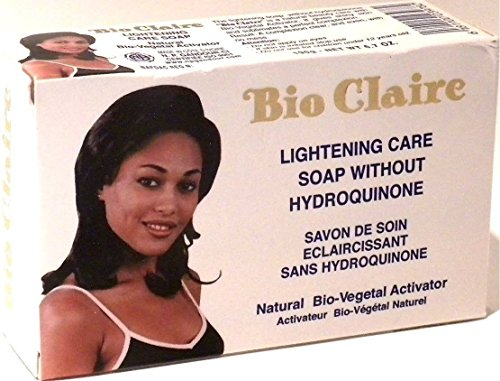 Bio Claire Soap Without Hydroquinone by HairStoreDirect