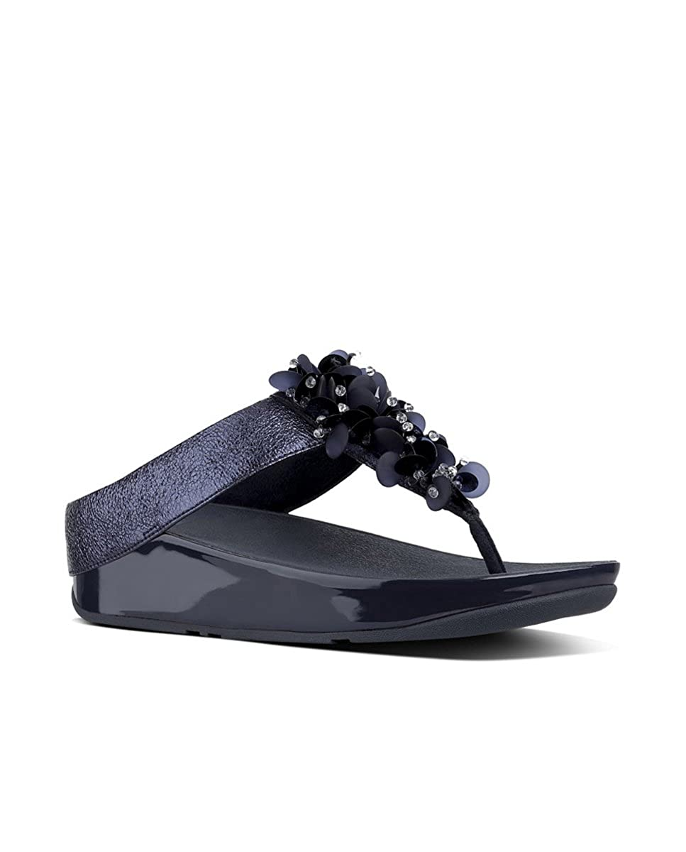 a372a951b Fitflop Women s Boogaloo Toe Post Flip Flop  Amazon.co.uk  Shoes   Bags