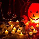 Furora LIGHTING Flameless Led Tealight Candles