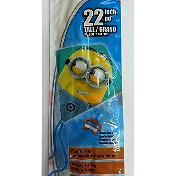 Amazon.com: X-Kites MicroDiamond Kite 7.75 - Despicable Me ...