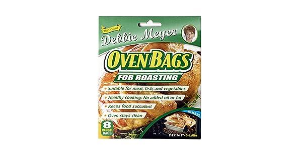 Amazon.com: Debbie Meyer Horno bolsas (2-Count, Medium ...