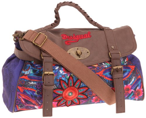 Desigual Bols Malet Wonderland 27X5025 / 3052 Handbag