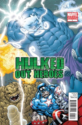 World War Hulks Hulked-out Heroes #1 Ed Mcguinness Variant Cover