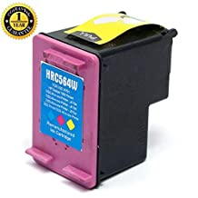 SaveOnMany ® HP 61XL HP61XL HP-61XL Tri-Color (CH564WN) - 330 Page High Yield of HP61 HP-61 Color Compatible Remanufactured Ink Cartridge For ENVY 4500/4501/4502/4503/4504/4505/5530/5531/5535 e-All-in-One, DeskJet 1000, 1010, 1050, 1051, 1055, 1056, 1510, 1512, 1513, 2050, 2510, 2512, 2514, 2540, 2541, 2542, 2543, 2544, 2547, 3000, 3050, 3050A, 3051A, 3052A, 3054, 3056A, 3510, 3511, 3512, 3516 / OfficeJet 2620, 4630, 4632, 4634, 4635, 8040 e-All-in-One, 8045