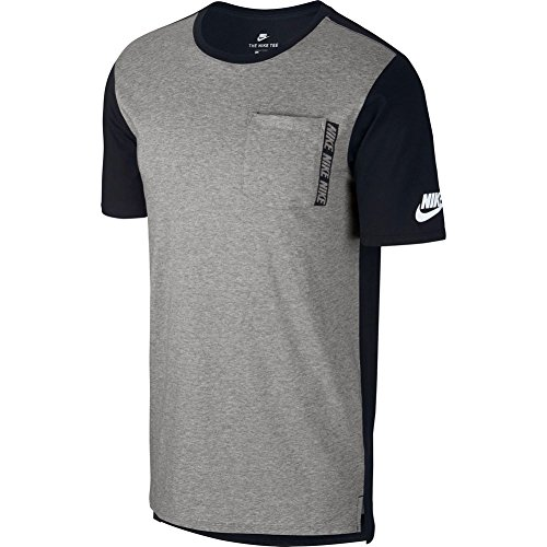shirt shirt shirt T Homme Nike Grau Gris S PYaTZHwq