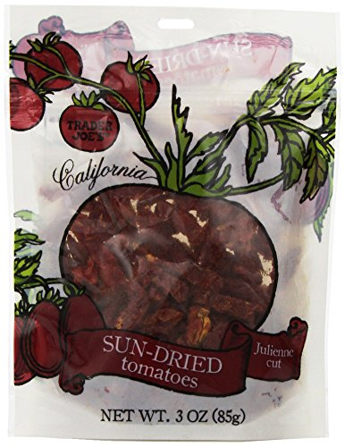 Trader Joes California Sun Dried Tomatoes