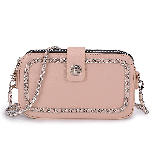 Pink Unique Simple À Mini Bandoulière Sac nbsp;Nouveau Meaeo Bandoulière Sac Noir fav74pU