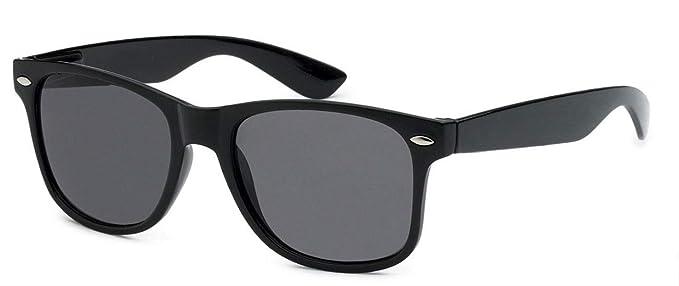 Amazon.com: WebDeals Retro - Gafas de sol clásicas de los ...