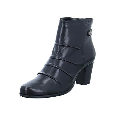 Shoes Damen Louanne 09 Stiefeletten, Schwarz (Schwarz 100), 38.5 EU Gerry Weber
