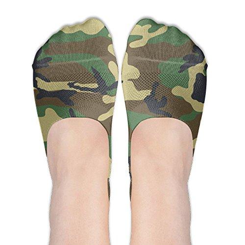 Woodland Camouflage Slip - 7