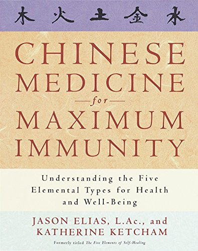 Chinese Medicine for Maximum Immunity: Understanding the Five Elemental Types for Health and Well-Being