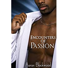 Encounters Of Passion: 4 urban gay  erotica sex stories