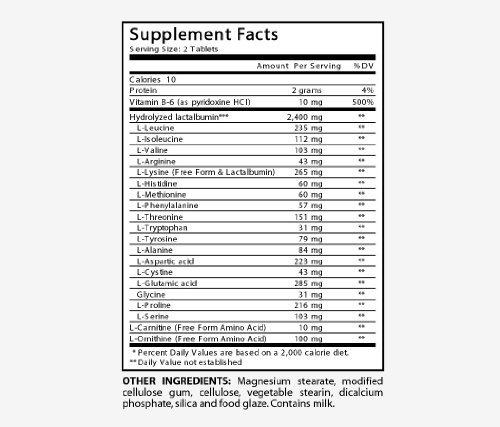 Carnitine supplement - MAXAMINO PLUS 1200 - increase exercise endurance and capacity (6 Bottles)