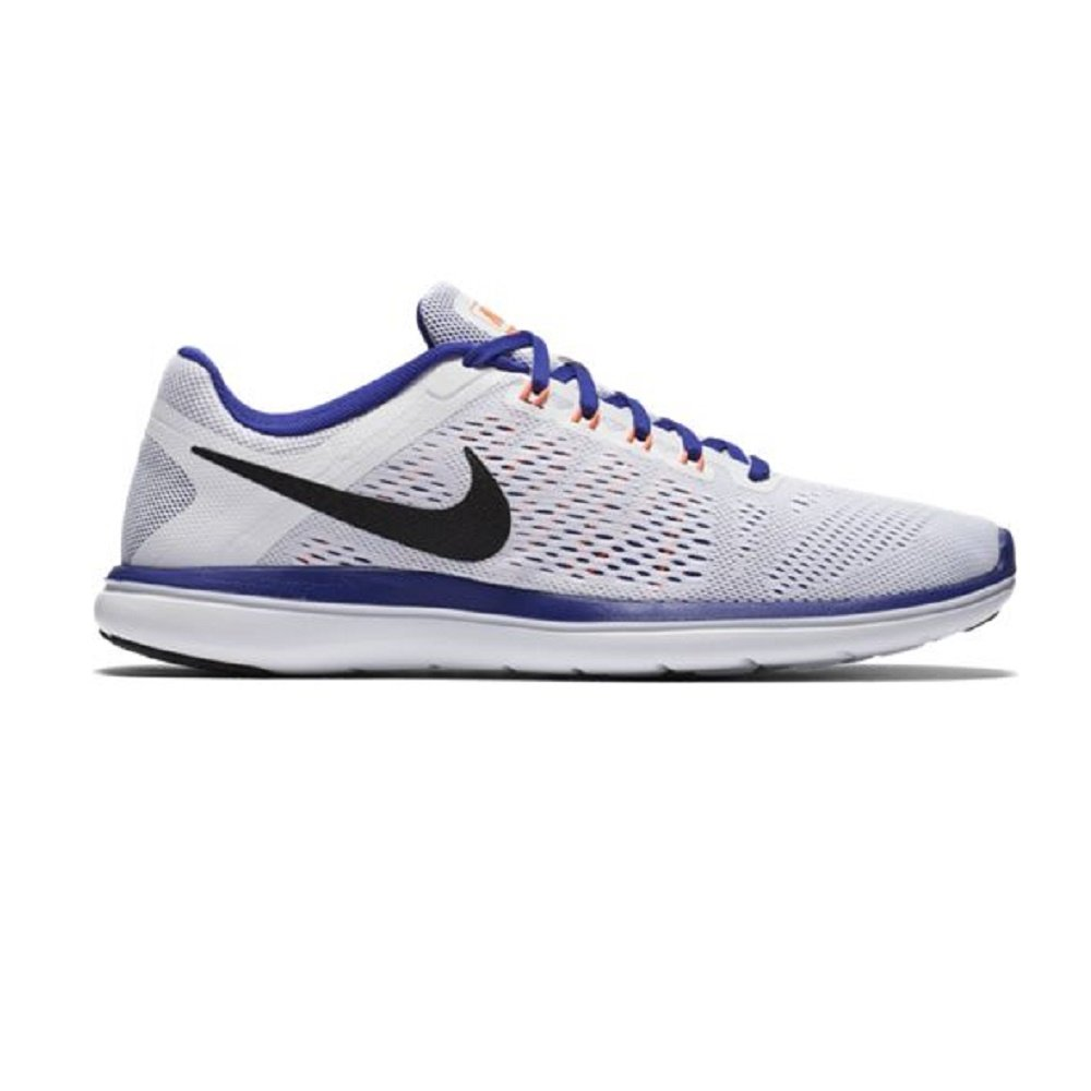 NIKE Women's Flex 2016 Rn B(M) Running Shoes B014ECJKXW 11.5 B(M) Rn US|White/Black/Persian Violet/Concord 32eb65