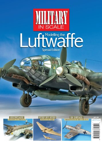 (Modeling the Luftwaffe (Modelers World Series))
