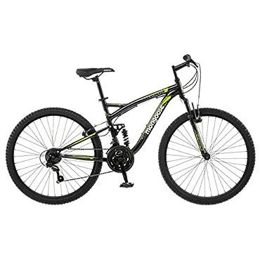 Mongoose Status 2.2 Bicycle (18 Frame, Black, R5500A)