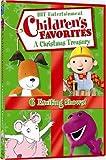 Children's Favorites: Christmas Treasure - 6 Merry Shows : Bob the Builder Christmas , Barney : Barney's Christmas Star , Angelina Ballerina ; the Gift , Kipper Christmas Eve , Pingu Christmas , Rubbadubbers