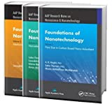 img - for Foundations of Nanotechnology - Three Volume Set (Aap Research Notes on Nanoscience & Nanotechnology) by A. K. Haghi (2015-06-20) book / textbook / text book
