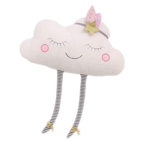 IIWOJ Lindo muñeco de Peluche simulación Nube muñeca ...