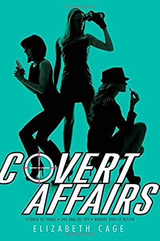 book cover of Covert Affairs