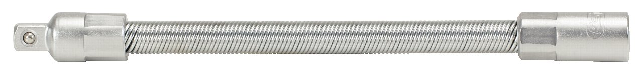 KS Tools 911.1422 - Alargador flexible (aluminio, 1/4', 150 mm) 1/4 4042146046944