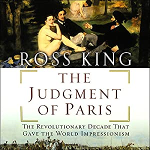 The Judgment of Paris Audiobook