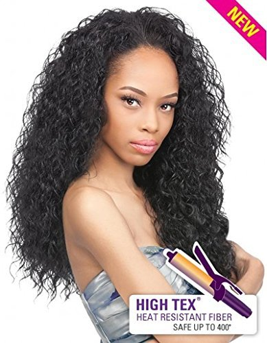- Outre Quick Weave Synthetic Half Wig - Peruvian-1