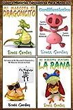 Cuatro Historias Fantásticas Para Niños 3-5 (Spanish Edition)