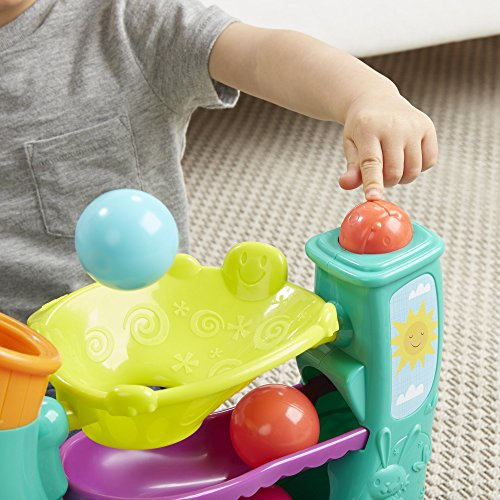Playskool Chase n Go Ball Popper (Teal), Ages 9 Months and up by Playskool (Image #7)