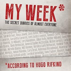 My Week Audiobook