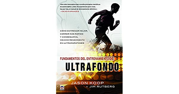 Amazon.com: Fundamentos del entrenamiento del ultrafondo ...
