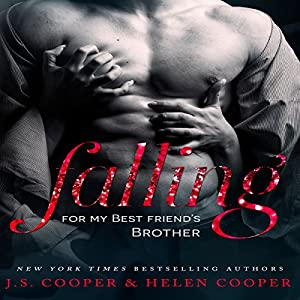 Falling for My Best Friend's Brother Audiobook