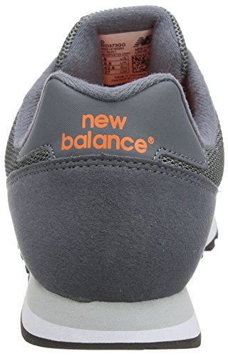 Top Grey MD Grau wd373v1 New Balance Herren Orange Low 04qxppUXw